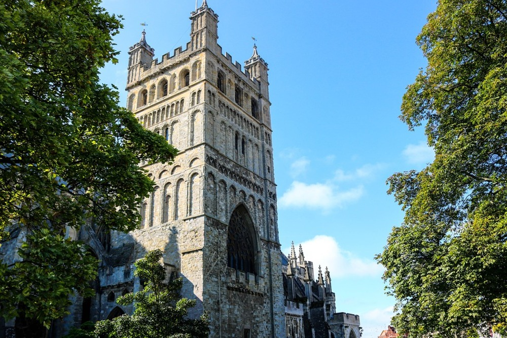 Things to do in Exeter City Centre on your Lunch Break