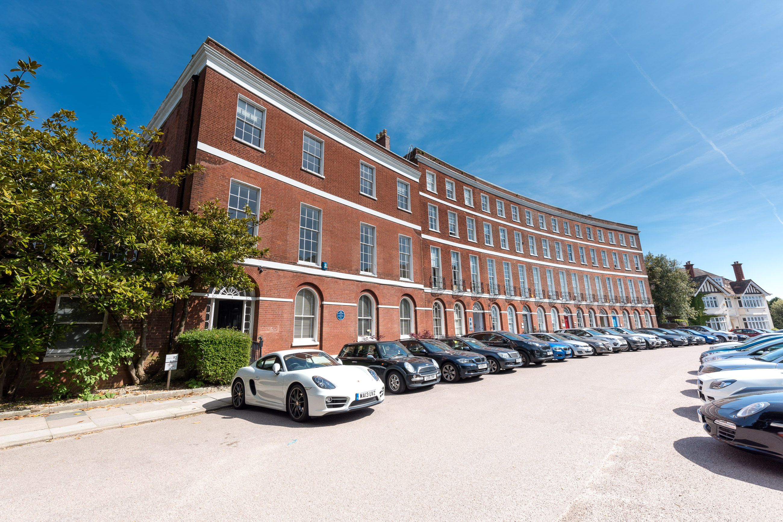 Offices at No1 Exeter serviced office space